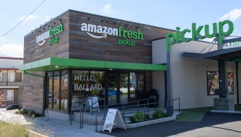 AmazonFresh Pickup expands to Prime members in Seattle, with automatic license-plate recognition