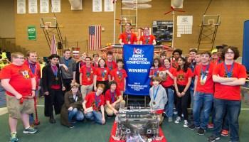 Ballard High School Viking Robotics
