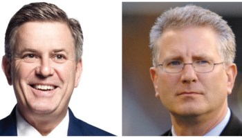 Leiweke brothers join GeekWire Sports Tech Summit to talk NFL, future of stadiums, and more
