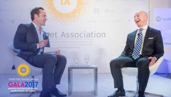 Jeff Bezos explains Amazon's artificial intelligence and machine learning strategy