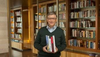 Bill Gates books