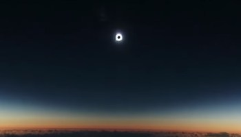 Alaska Airlines sets up flight to chase total solar eclipse – with a two-seat giveaway