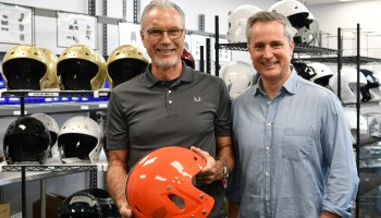 Future of NFL safety: Inside Vicis' high-tech football helmet production facility in Seattle