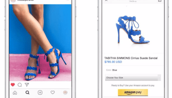 Amazon Pay rolls out its first payments integration on Instagram