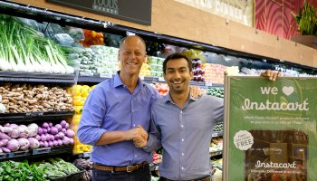 Whole Foods delivery partner Instacart: Amazon just 'declared war' on America's grocery stores