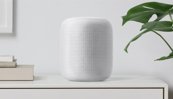Apple unveils $349 HomePod smart speaker, competing with Amazon Echo and Google Home