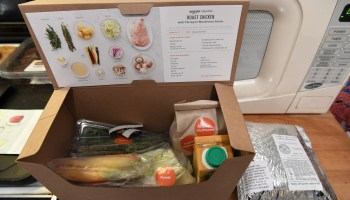 GeekWire tries Amazon Meal Kits