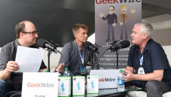 Geekwire Podcast at Tune Postback – Kieran Hannon