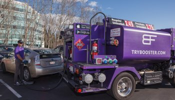 Gas delivery startup Booster Fuels raises $20M, reveals 300 large employers as customers