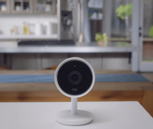 The New Nest Cam Iq An Ai Fueled Security Camera That Uses Facial Recognition To Look For Security Threats Nest Photo The Smart Home