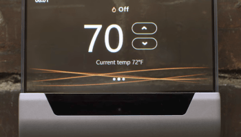 Microsoft debuts new smart thermostat powered by Cortana, Windows 10, and Azure