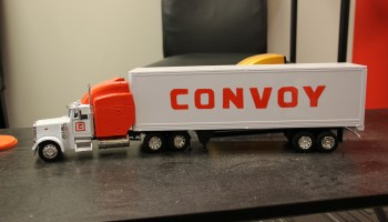 Trucking startup Convoy partners with Goodyear, surpasses 225 employees and 100K trucks