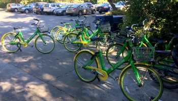 Cycle share overload? A deluge of neon bikes hits Seattle — and it's just the start