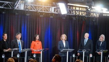 Watch: The Seattle mayoral debate hosted by GeekWire, KING 5, KUOW, and CityClub