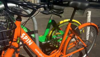 There could be 4,000 bike-sharing bicycles in Seattle by next week