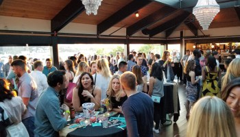 We went to The League's exclusive launch party: Here's what singles say about Seattle's dating scene