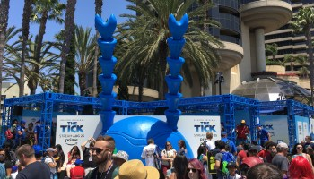 The Tick at Comic-Con