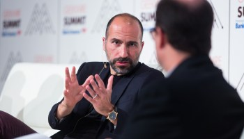 It's official: Dara Khosrowshahi is Uber's next CEO, leaving Expedia after 12 years at the helm