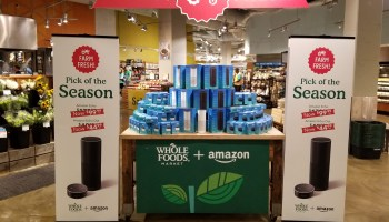 Whole Foods' plan to hire 6K workers assuages automation anxiety after Amazon acquisition
