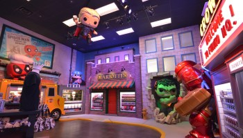 Inside Funko's funkalicious new HQ: Pop culture toymaker makes a bold statement in its hometown
