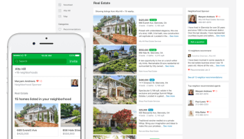 Rich Barton-backed Nextdoor jumps into real estate, but CEO Nirav Tolia says it's not a Zillow competitor