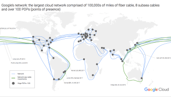 Google unveils a new, cheaper networking option for cloud customers: the public internet
