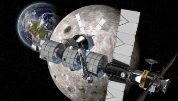 Boeing's Deep Space Gateway
