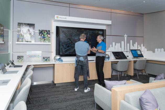 Delta Club and Microsoft