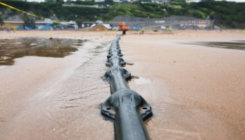 Microsoft and Facebook team up to build fastest underwater cable across the Atlantic