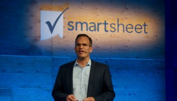 Smartsheet CEO to share startup tips and leadership lessons at new GeekWire event series for entrepreneurs