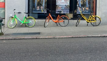 Everyone wants to know how Seattle's dockless bike share experiment is going