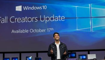 Microsoft's Windows 10 Fall Creators Update due Oct. 17, with mixed reality headsets, but no Timeline feature
