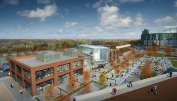 Microsoft and Green Bay Packers team up to create new tech hub near Lambeau Field