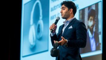 Ear-cleaning headphones maker SafKan Health raises $1M to launch in U.S. hospitals