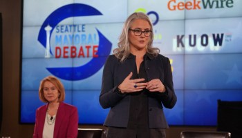 Seattle mayoral candidate Cary Moon wants a modern-day 'welcome wagon' for tech workers