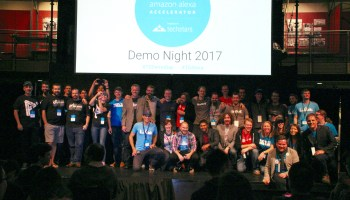 Amazon and Techstars host first-ever Alexa Accelerator Demo Day — here are the top pitches