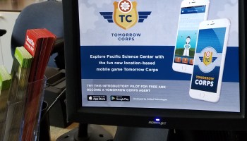 Museum as mobile game: Pacific Science Center pilots unique 'Tomorrow Corps' challenge
