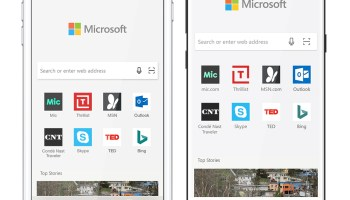 At long last, Microsoft is releasing its Edge browser for iPhone and Android