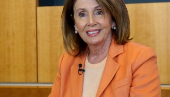 Nancy Pelosi says 'this may be our moment' to crack down on sexual harassment