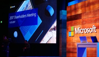 Microsoft annual meeting: Shareholders approve biggest board in company history