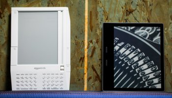Amazon marks 10th anniversary of original Kindle, the '18-month project' that took 3 1/2 years