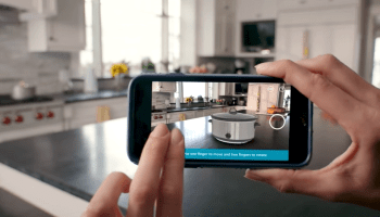 Amazon launches augmented reality iPhone feature to see virtual products in real world before buying