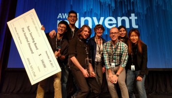 Amazon gives $500K first place Alexa Prize award to Univ. of Washington team's 'socialbot'