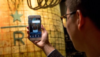 Starbucks teams with Alibaba for augmented reality experience at epic new Shanghai Roastery