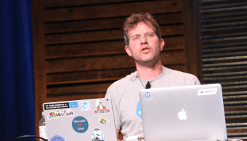 How Microsoft's Brendan Burns is trying to make cloud-native app deployment as easy as coding