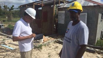 How a custom Microsoft app is helping the Caribbean rebuild after hurricanes