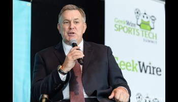 Key Arena renovation leader Tim Leiweke on his vision for technology, security, esports, and more