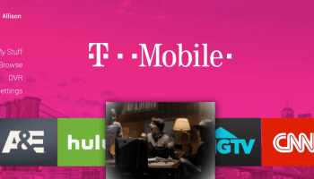 Geared Up Podcast: T-Mobile's TV plans explained, and hands-on with the Muse in-car Alexa device