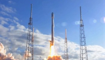 SpaceX GovSat-1 launch