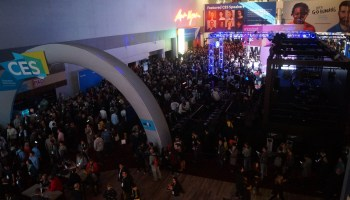 CES organizers blame rainstorm for power outage, as weather continues to disrupt tech conference